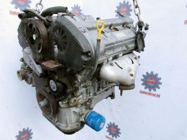 Двигатель Hyundai Santa fe. Кузов: классик. G6BA. , 2.7л., 168л.с.  фото 2