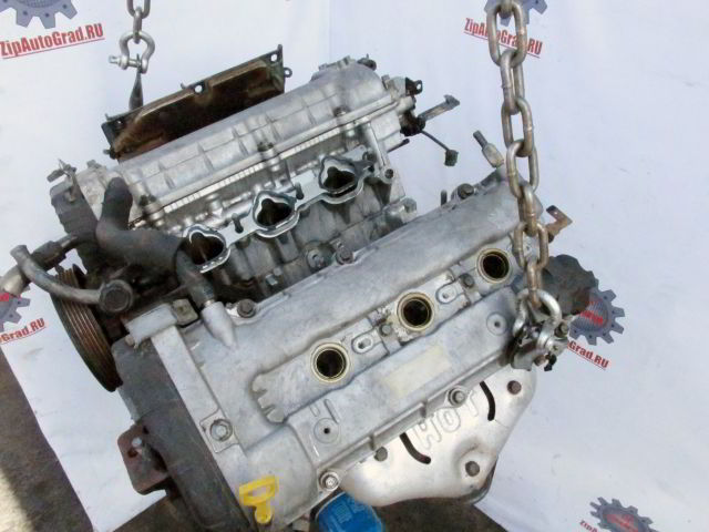 Двигатель Hyundai Santa fe. Кузов: классик. G6BA. , 2.7л., 168л.с.  фото 4