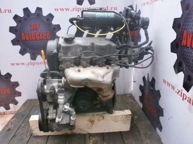 Двигатель Matiz. F8CV. , 0.8л., 52л.с.