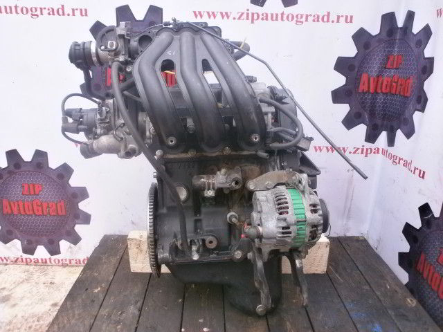 Двигатель Matiz. F8CV. , 0.8л., 52л.с.  фото 3