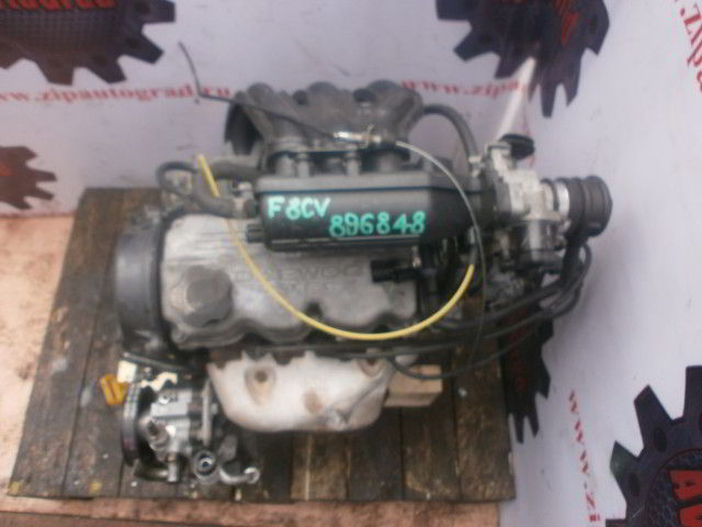 Двигатель Matiz. F8CV. , 0.8л., 52л.с.  фото 4