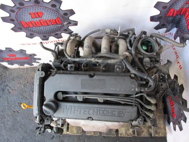 Двигатель Kia Rio. A5D. , 1.5л., 98л.с.  фото 2