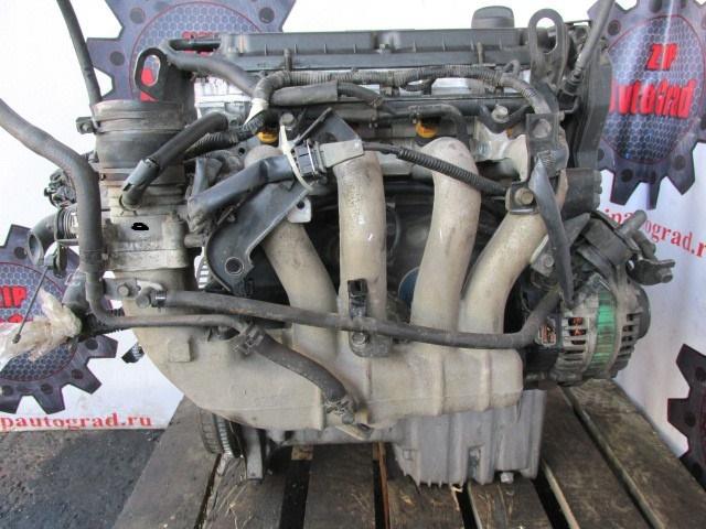 Двигатель Kia Rio. A5D. , 1.5л., 98л.с.  фото 3