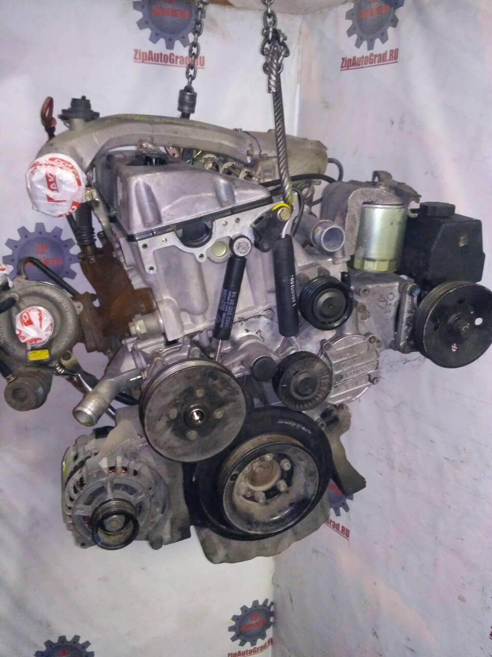 Двигатель Ssangyong Korando. 661920. , 2.3л., 79л.с.  фото 2