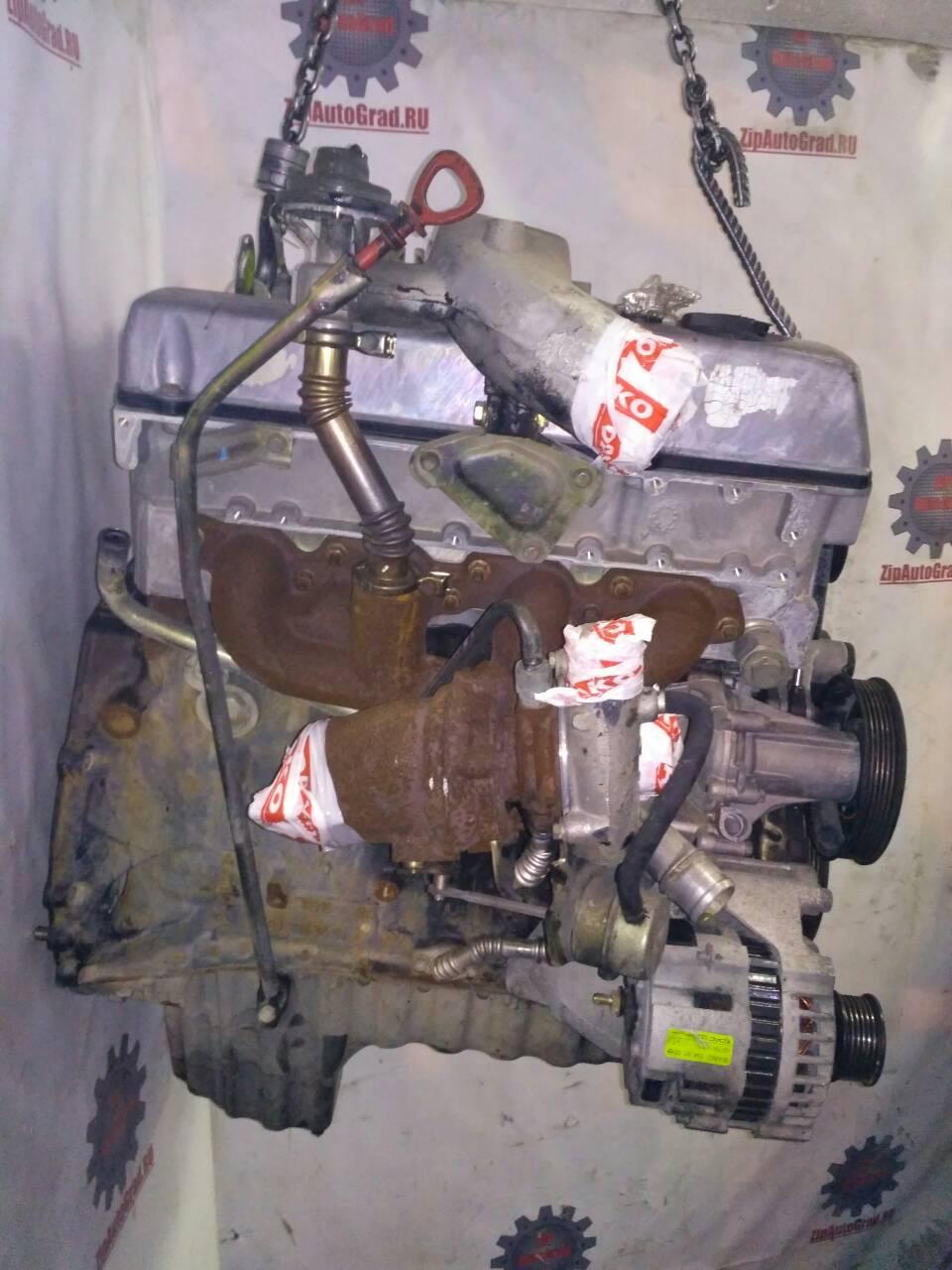Двигатель Ssangyong Korando. 661920. , 2.3л., 79л.с.  фото 3