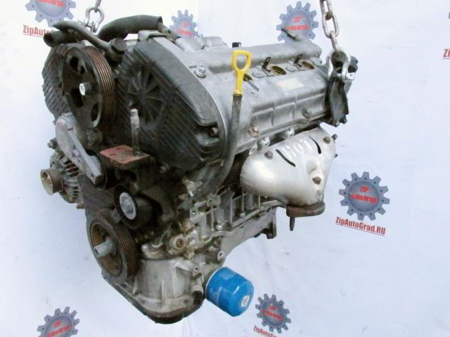Двигатель Kia Sportage. Кузов: 2. G6BA. , 2.7л., 175л.с.