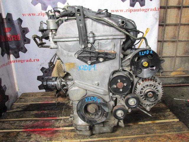 Двигатель Chevrolet Epica. X20D1. , 2.0л., 143л.с.  фото 2