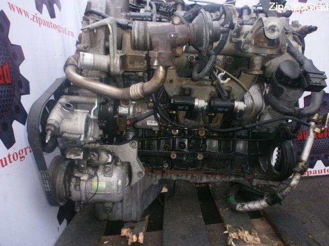 Двигатель Ssangyong Kyron. D27DT. , 2.7л., 165л.с.  фото 2