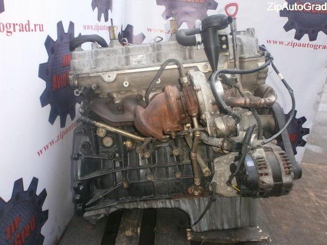 Двигатель Ssangyong Kyron. D27DT. , 2.7л., 165л.с.  фото 4