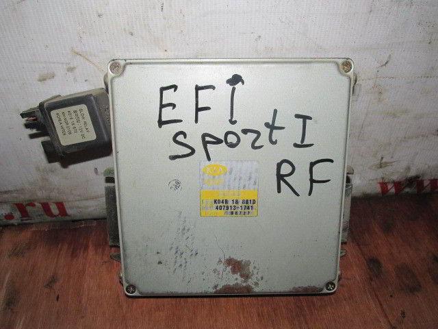 Блок управления efi K04R18881D Kia Sportage. Кузов: 1. RF.