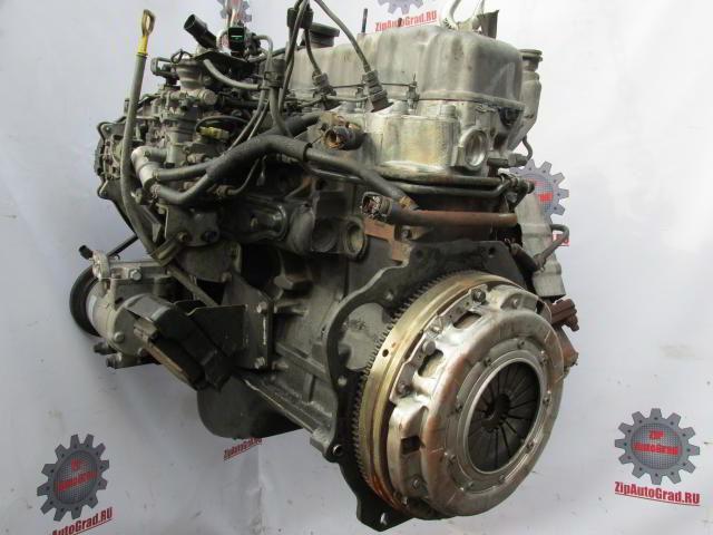 Двигатель Hyundai Starex. D4BH. , 2.5л., 99л.с.