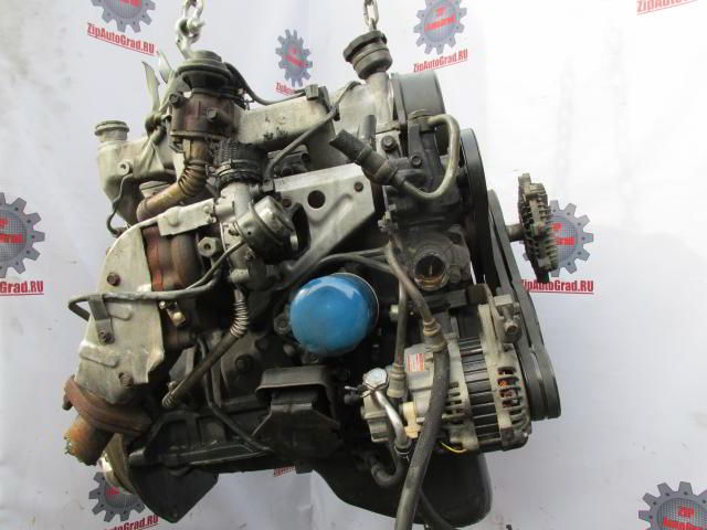 Двигатель Hyundai Starex. D4BH. , 2.5л., 99л.с.  фото 2