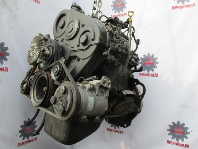 Двигатель Hyundai Starex. D4BH. , 2.5л., 99л.с.  фото 3