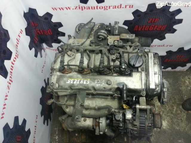 Двигатель Kia Sorento. D4CB. , 2.5л., 140л.с.