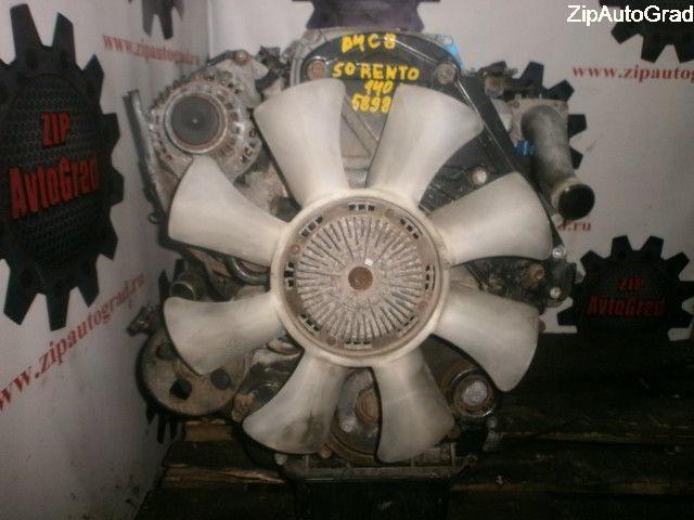 Двигатель Kia Sorento. D4CB. , 2.5л., 140л.с.  фото 2