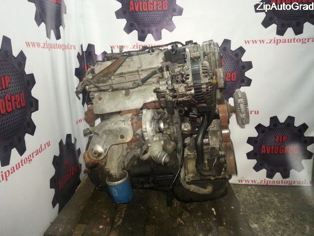 Двигатель Kia Sorento. D4CB. , 2.5л., 140л.с.  фото 3