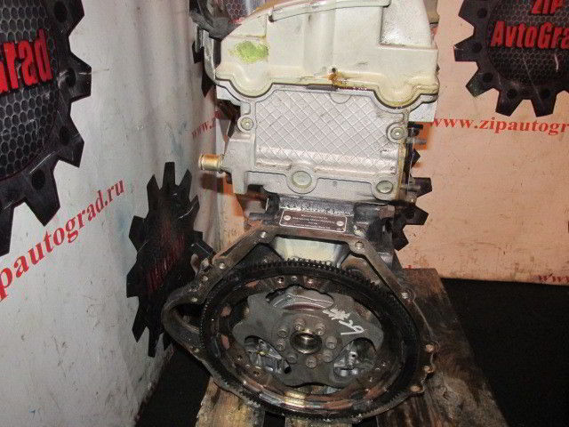 Двигатель Ssangyong Musso. OM161 . , 2.3л., 150л.с.  фото 4