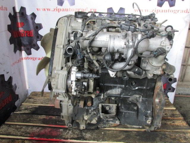 Двигатель Hyundai Porter. Кузов: 2. D4CB. , 2.5л., 123л.с.  фото 4