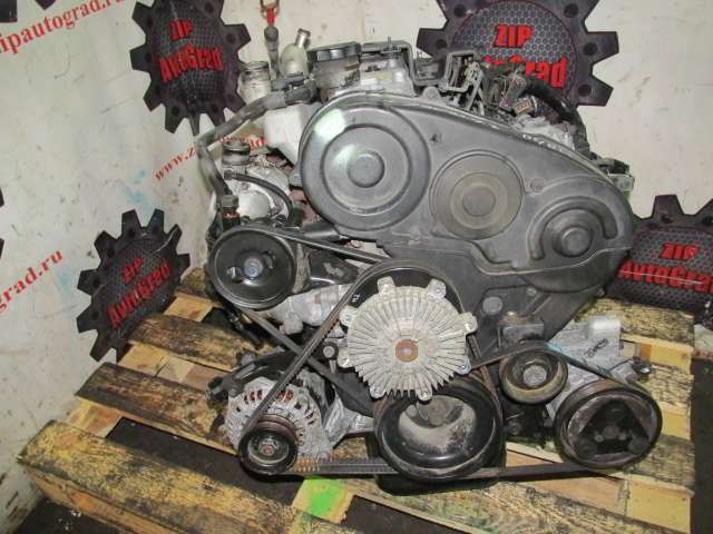 Двигатель Hyundai Starex. D4BH. , 2.5л., 99л.с.  фото 4