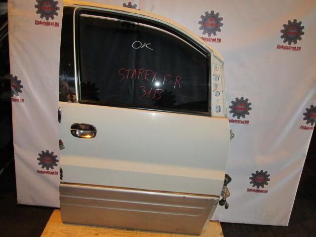 Передняя правая дверь Hyundai Starex.  фото 2