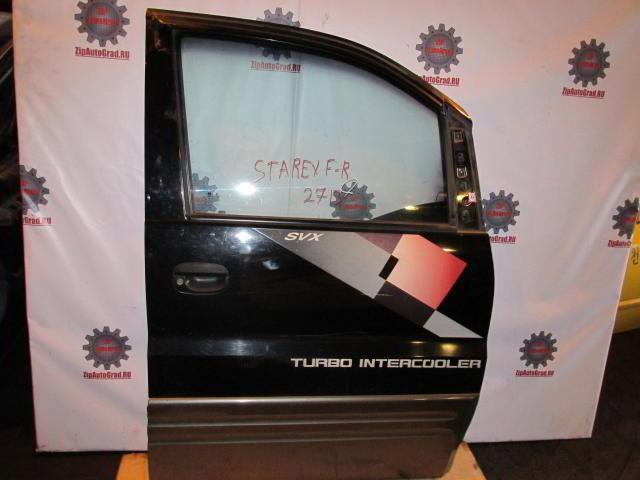 Передняя правая дверь Hyundai Starex.  фото 3