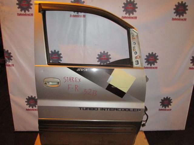 Передняя правая дверь Hyundai Starex.  фото 4
