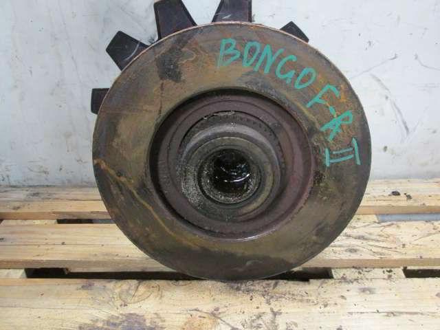 Передняя левая ступица Kia Bongo. Кузов: 3. Дата выпуска: 2011.
