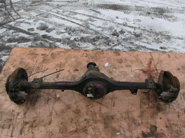 Мост 3.357 Hyundai Starex. D4BA.