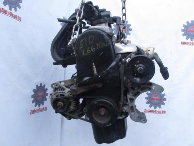 Двигатель Chevrolet Spark. A08. , 0.8л., 50л.с.