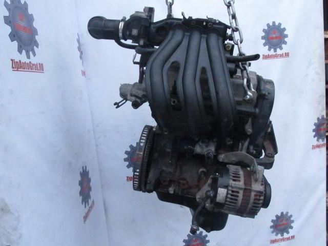 Двигатель Chevrolet Spark. A08. , 0.8л., 50л.с.  фото 4
