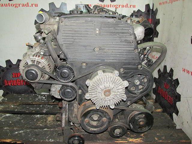 Двигатель Kia Bongo. Кузов: 3. J3. , 2.9л., 126л.с.  фото 2