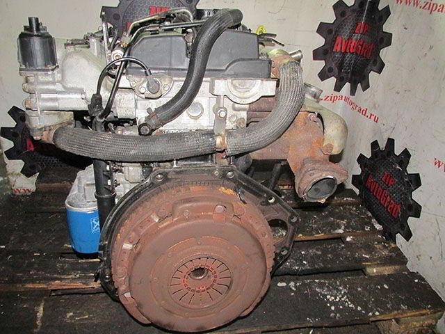 Двигатель Kia Bongo. Кузов: 3. J3. , 2.9л., 126л.с.  фото 4