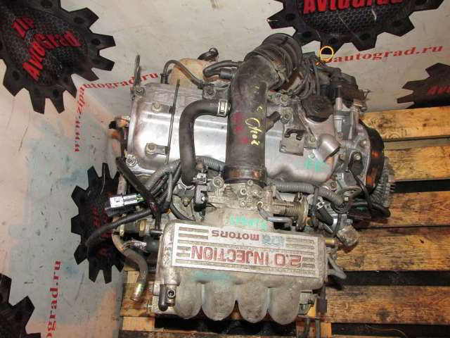 Двигатель Kia Sportage. Кузов: 1. FE. , 2.0л., 98л.с.