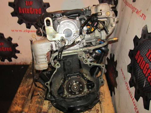 Двигатель Kia Sportage. Кузов: 1. FE. , 2.0л., 98л.с.  фото 4