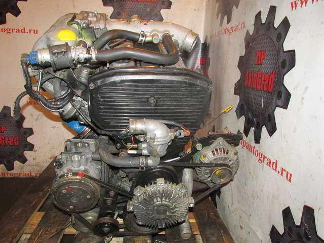 Двигатель Kia Sportage. Кузов: 1. FE. , 2.0л., 128л.с.