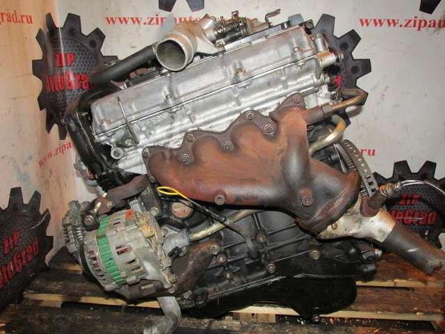 Двигатель Kia Sportage. Кузов: 1. FE. , 2.0л., 128л.с.  фото 2