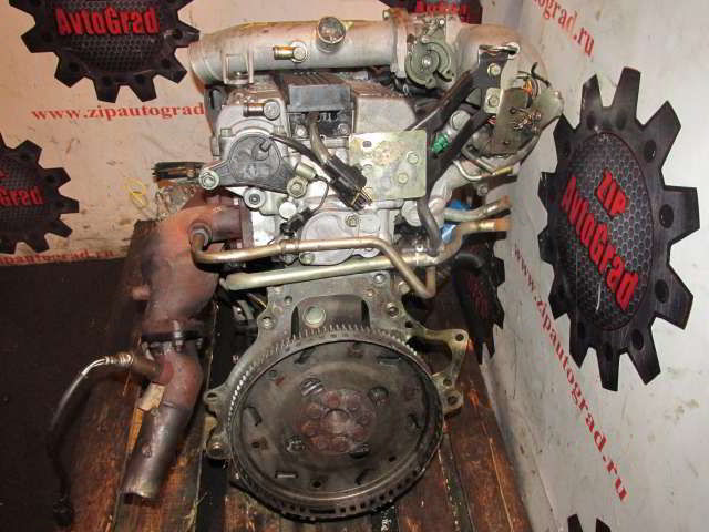 Двигатель Kia Sportage. Кузов: 1. FE. , 2.0л., 128л.с.  фото 3