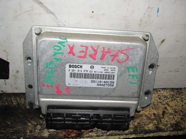 Блок управления efi 39110-4A150 Hyundai Starex. D4CB. Дата выпуска: 04-07.