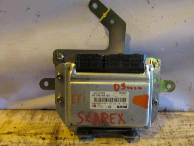 Блок управления efi 39110-4A150 Hyundai Starex. D4CB. Дата выпуска: 04-07.  фото 2