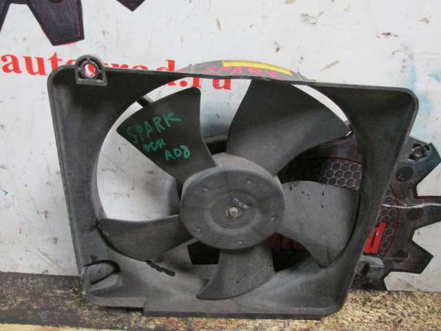 Вентилятор основной Chevrolet Spark. A08.