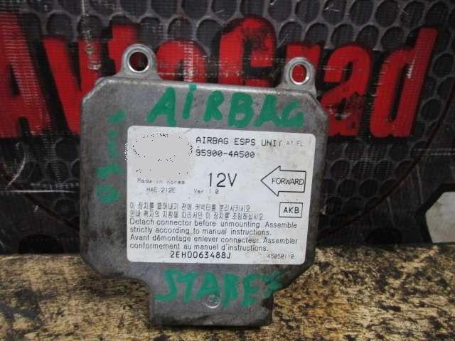 Блок управления airbag 95900-4A500 Hyundai Starex. Дата выпуска: 04-07.