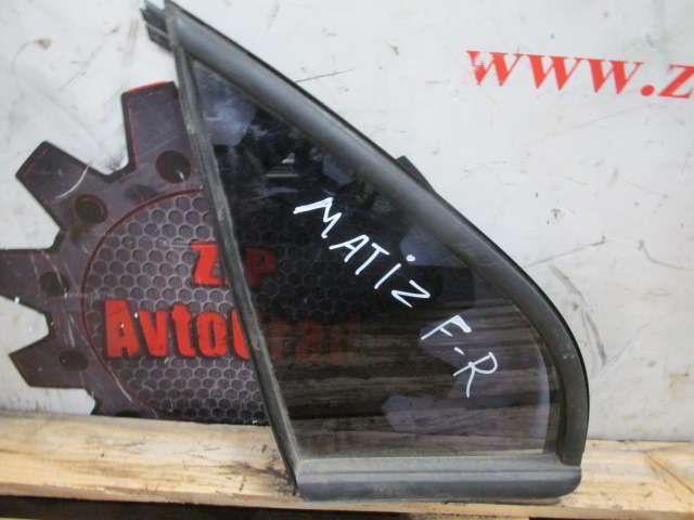 Передний правый стекло Matiz.