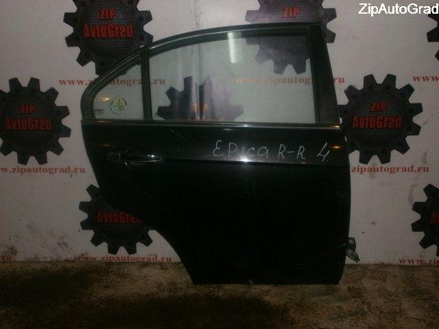Задняя правая дверь Chevrolet Epica.  фото 3