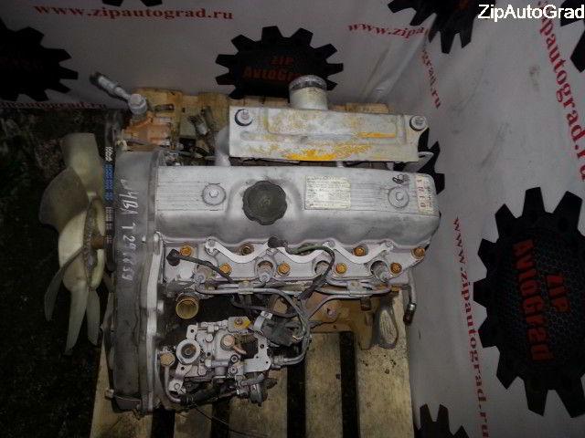 Двигатель Starex. D4BA. , 2.5л., 80л.с.
