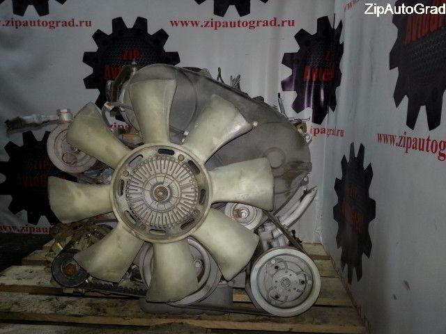 Двигатель Hyundai Starex. D4BA. , 2.5л., 80л.с.  фото 2