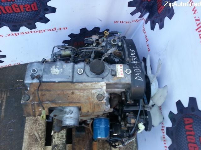 Двигатель Hyundai Starex. D4BB. , 2.5л., 80л.с.  фото 2