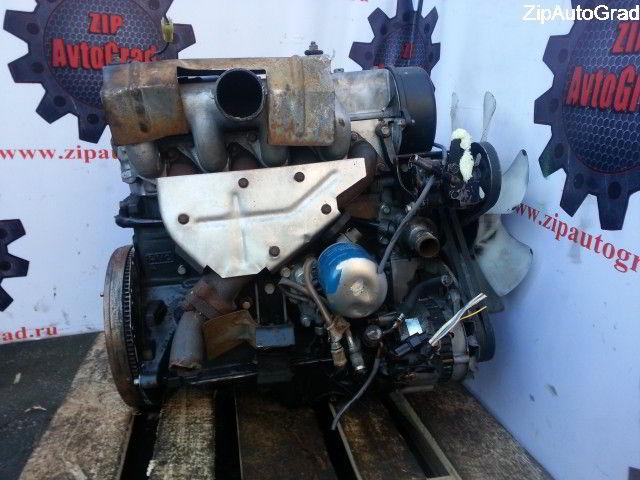 Двигатель Hyundai Starex. D4BB. , 2.5л., 80л.с.  фото 3