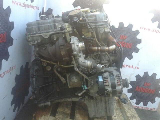 Двигатель Ssangyong Kyron. D20DT. , 2.0л., 141л.с.