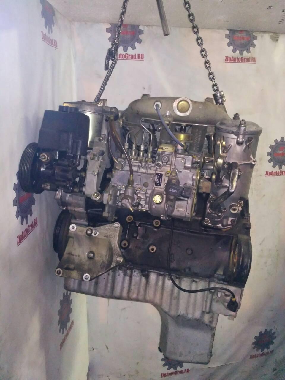 Двигатель Ssangyong Musso. 661920. , 2.3л., 79л.с.  фото 2