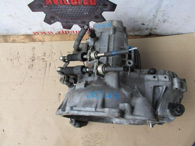 МКПП KM 210 Hyundai Sonata. Кузов: 3. G4CP. , 2.0л., 125л.с.  фото 4